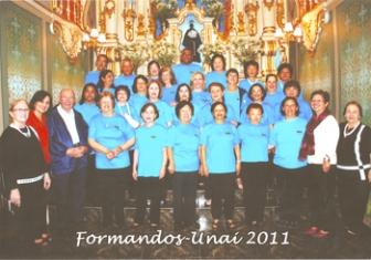 Formatura 2011